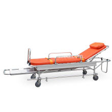 Big Wheel Aluminum Ambulance Stretcher  Lift For  Medical